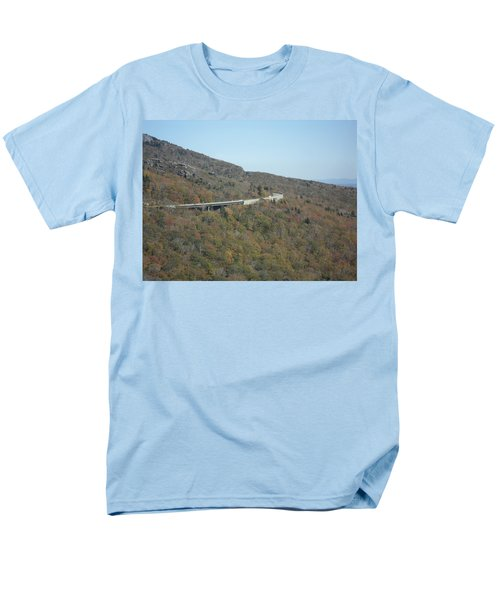 Smokies 17 Men's T-Shirt  (Regular Fit) by Val Oconnor
