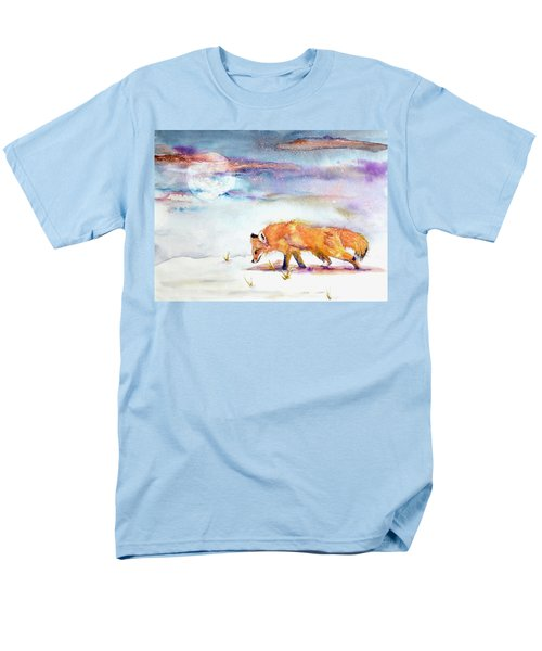 Sniffing Out Some Magic Men's T-Shirt  (Regular Fit) by Beverley Harper Tinsley