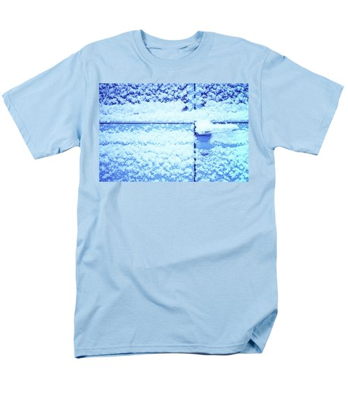 Snow Van 51 Chevy Panel Men's T-Shirt  (Regular Fit) by Laurie Stewart