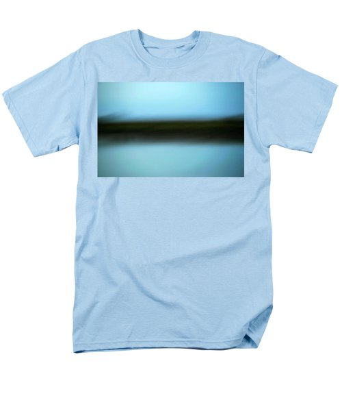 Men's T-Shirt  (Regular Fit) featuring the photograph Soft Reflections by Marilyn Hunt