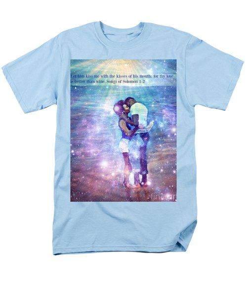 Songs Of Solomon Men's T-Shirt  (Regular Fit) by Vannetta Ferguson