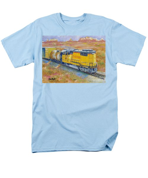 South West Union Pacific Men's T-Shirt  (Regular Fit) by William Reed