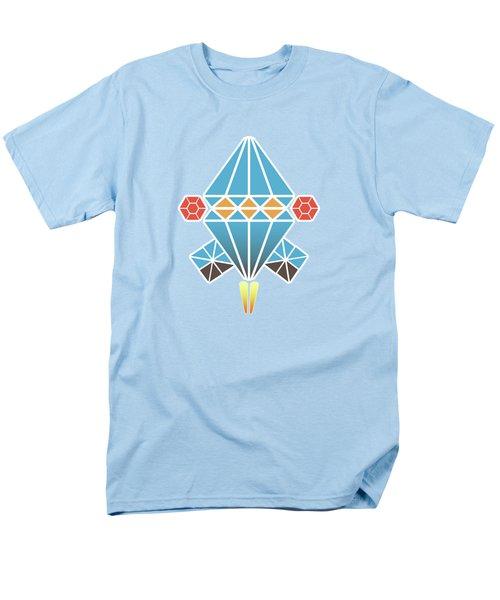 Spacecraft Men's T-Shirt  (Regular Fit) by Gaspar Avila