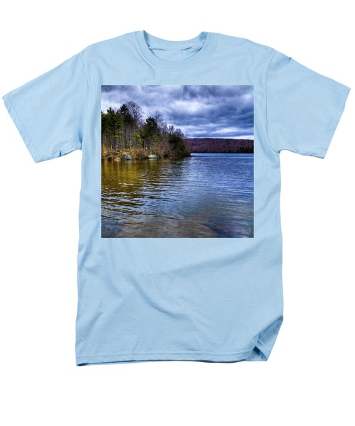 Spring Day On Limekiln Men's T-Shirt  (Regular Fit) by David Patterson