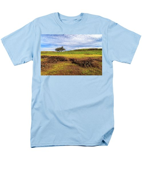 Men's T-Shirt  (Regular Fit) featuring the photograph Spring On North Table Mountain by James Eddy