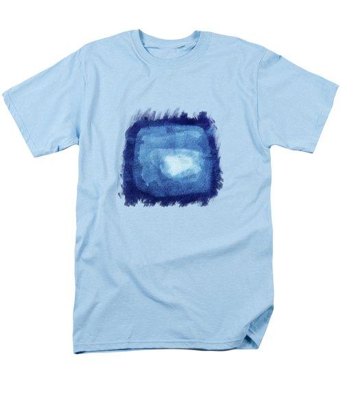 Squaring The Moon Men's T-Shirt  (Regular Fit) by AugenWerk Susann Serfezi