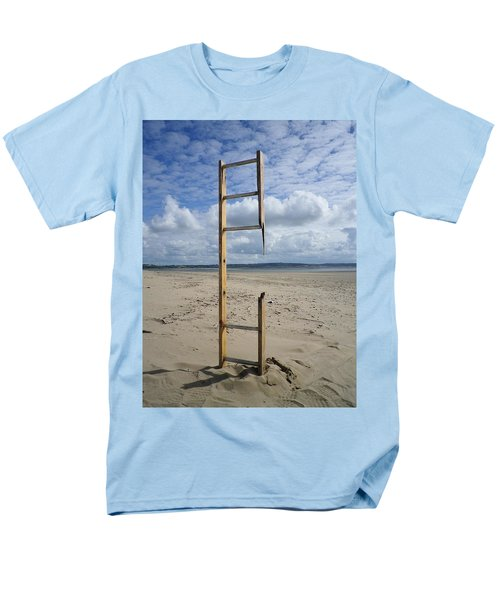 Stairway To Heaven Men's T-Shirt  (Regular Fit) by Richard Brookes