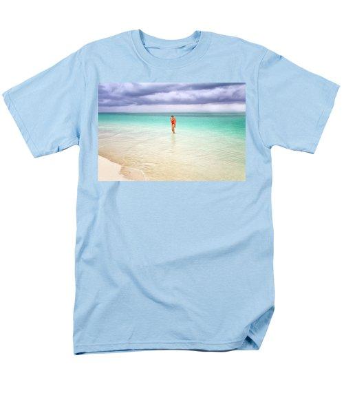 Stranded Men's T-Shirt  (Regular Fit) by Nicki Frates