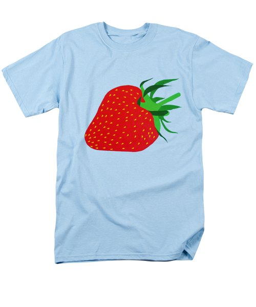 Strawberry Pop Remix Men's T-Shirt  (Regular Fit) by Oliver Johnston