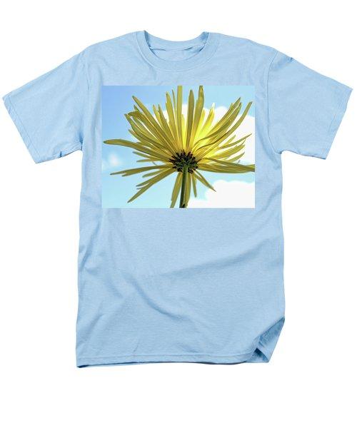 Men's T-Shirt  (Regular Fit) featuring the photograph Sunburst by Judy Vincent