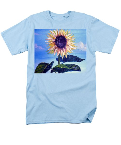 Sunflower Men's T-Shirt  (Regular Fit) by Alban Dizdari
