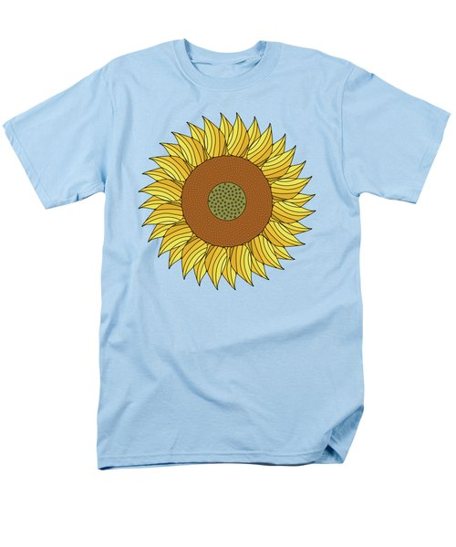 Sunny Day Men's T-Shirt  (Regular Fit) by Absentis Designs