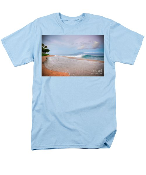 Men's T-Shirt  (Regular Fit) featuring the photograph Sunrise Break by Kelly Wade