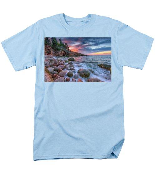 Sunrise In Monument Cove Men's T-Shirt  (Regular Fit) by Rick Berk