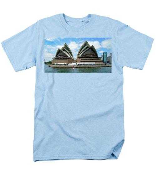 Sydney Opera House No. 1 Men's T-Shirt  (Regular Fit) by Sandy Taylor