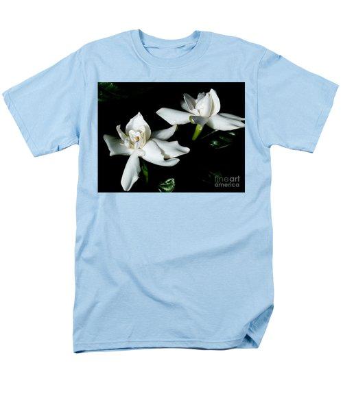 Tahitian Gardenia Men's T-Shirt  (Regular Fit) by Amar Sheow
