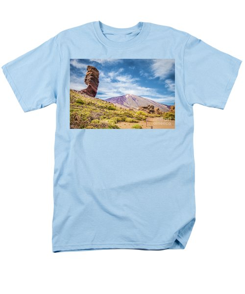 Tenerife Men's T-Shirt  (Regular Fit) by JR Photography