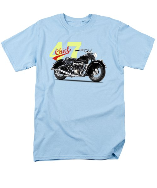 The 1947 Chief Men's T-Shirt  (Regular Fit) by Mark Rogan