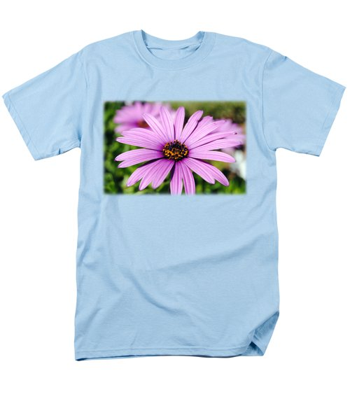 The African Daisy T-shirt 1 Men's T-Shirt  (Regular Fit) by Isam Awad