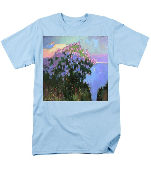 The Aroma Of Wandering Men's T-Shirt  (Regular Fit) by Anastasija Kraineva