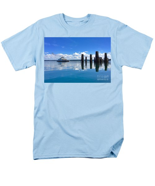 The Arrival Men's T-Shirt  (Regular Fit) by Sean Griffin