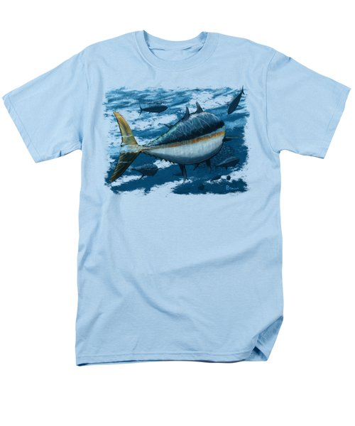 The Chase Men's T-Shirt  (Regular Fit) by Kevin Putman