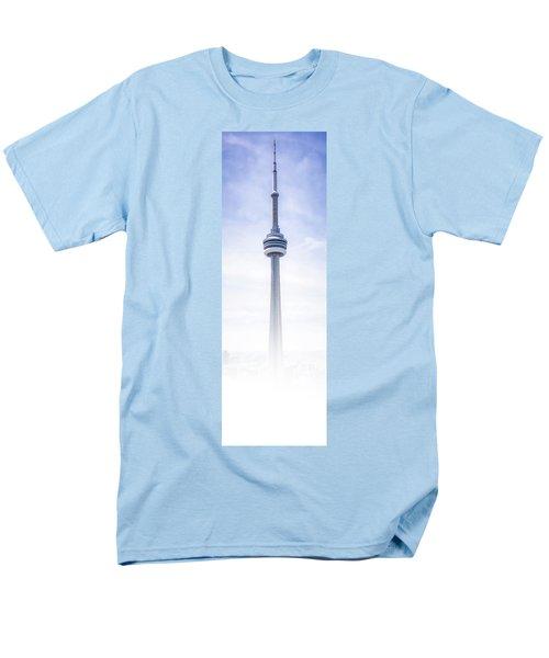 The Cn Tower Men's T-Shirt  (Regular Fit)