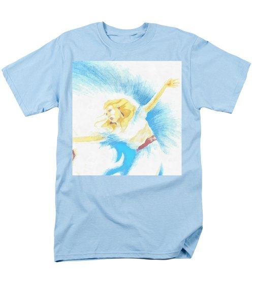 The Dancer Men's T-Shirt  (Regular Fit) by Mario Carini