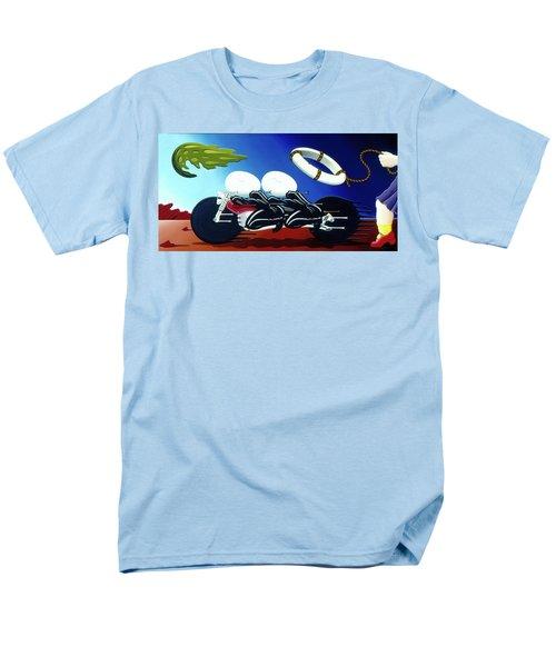 The Escape Men's T-Shirt  (Regular Fit)