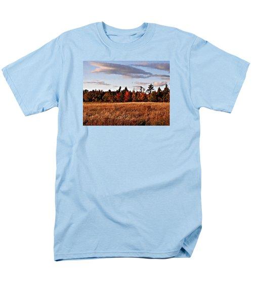 The Field At The Old Farm Men's T-Shirt  (Regular Fit) by Joy Nichols
