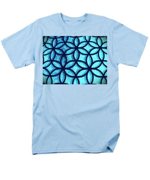 The Flower Of Life Men's T-Shirt  (Regular Fit) by Karl Reid