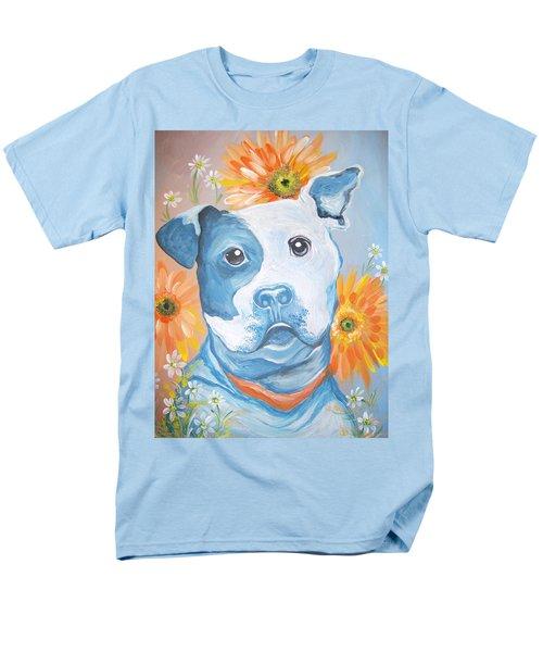 The Flower Pitt Men's T-Shirt  (Regular Fit)