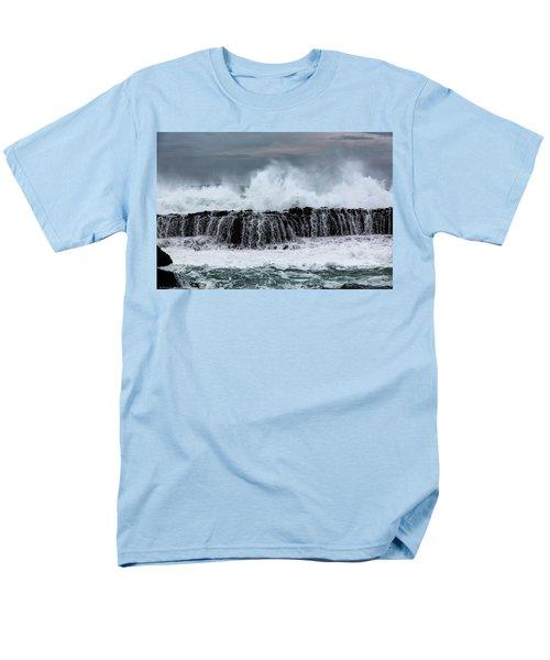 The Fury Men's T-Shirt  (Regular Fit) by Edgar Laureano