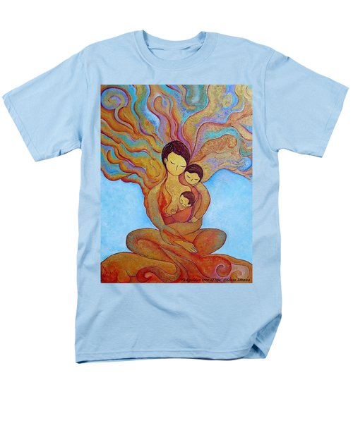 The Golden Tree Of Life Men's T-Shirt  (Regular Fit) by Gioia Albano
