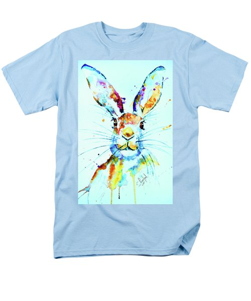 The Hare Men's T-Shirt  (Regular Fit) by Steven Ponsford