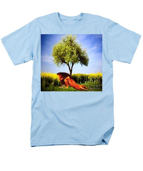 The Lion, The King Men's T-Shirt  (Regular Fit)