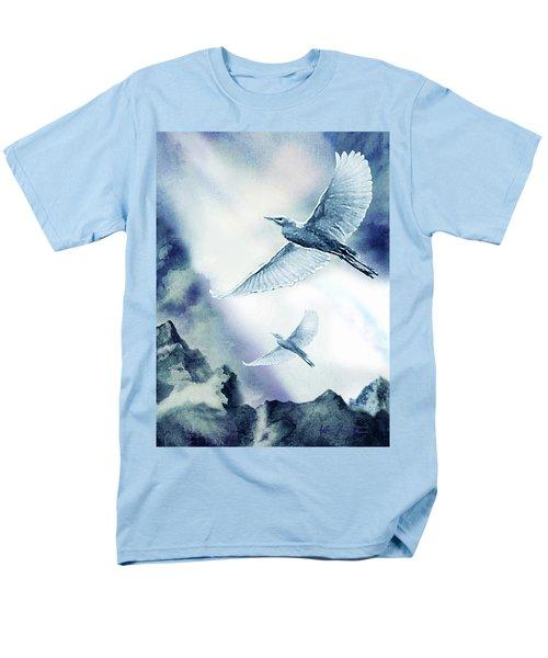The Magic Of Flight Men's T-Shirt  (Regular Fit) by Hartmut Jager