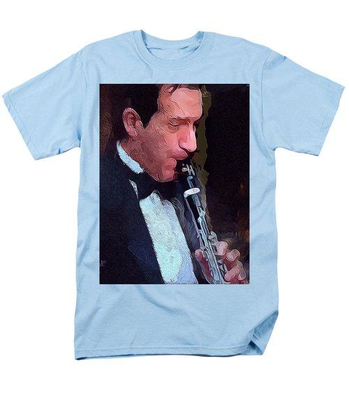 The Musician Men's T-Shirt  (Regular Fit) by Ted Azriel