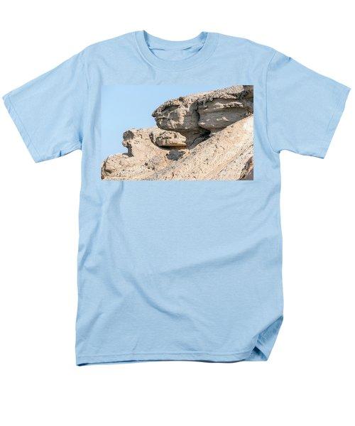 Men's T-Shirt  (Regular Fit) featuring the photograph The Old Gatekeeper 02 by Arik Baltinester