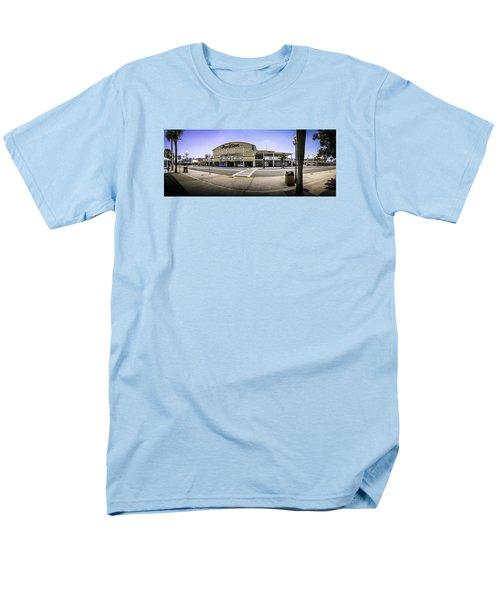 The Old Myrtle Beach Pavilion Men's T-Shirt  (Regular Fit) by David Smith