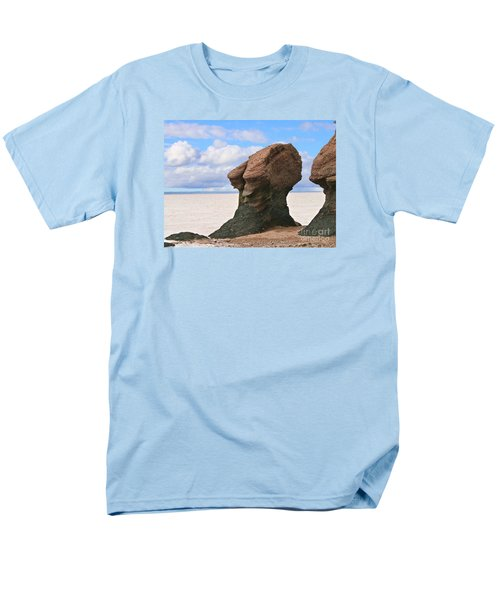 Men's T-Shirt  (Regular Fit) featuring the photograph The Old Wise One by Heather King