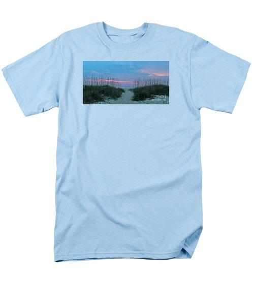 The Path Men's T-Shirt  (Regular Fit) by LeeAnn Kendall