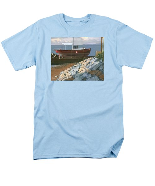 The Red Troller Revisited Men's T-Shirt  (Regular Fit)