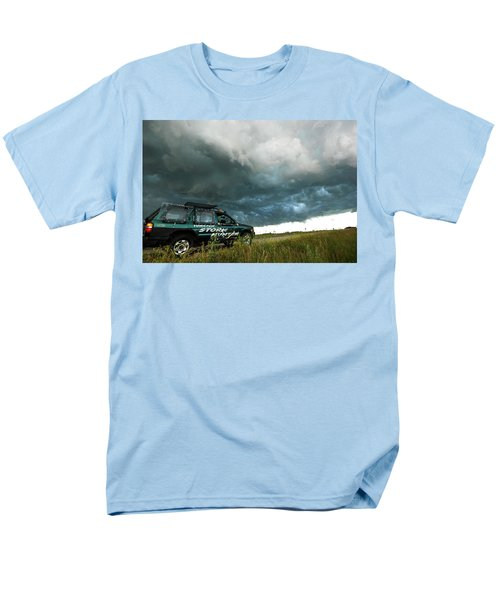 Men's T-Shirt  (Regular Fit) featuring the photograph The Saskatchewan Whale's Mouth by Ryan Crouse