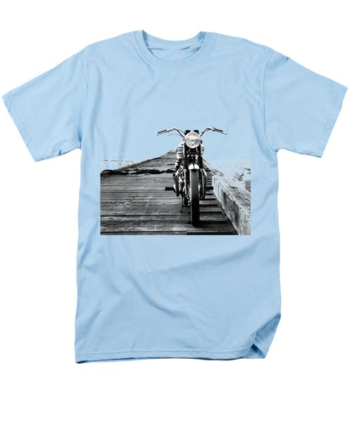 The Solo Mount Men's T-Shirt  (Regular Fit) by Mark Rogan