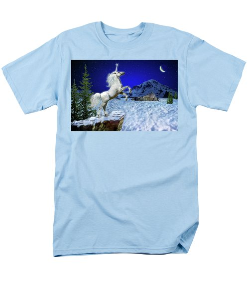 The Ultimate Return Of Unicorn  Men's T-Shirt  (Regular Fit) by William Lee