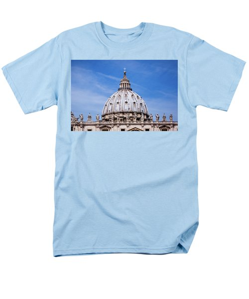 The Vatican Men's T-Shirt  (Regular Fit) by Nick  Shirghio