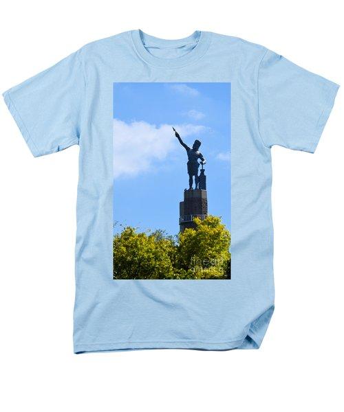 The Vulcan Men's T-Shirt  (Regular Fit) by Maria Urso