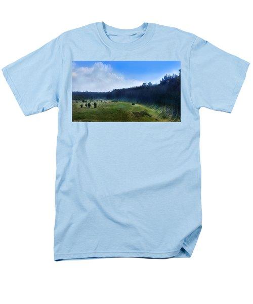 These Days Men's T-Shirt  (Regular Fit) by Bernd Hau