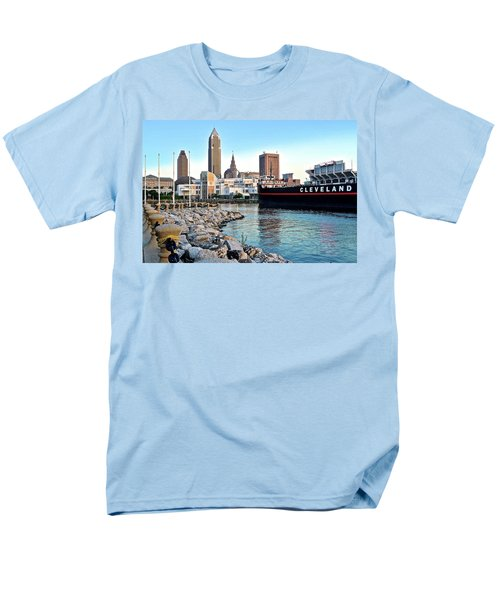 This Is Cleveland Men's T-Shirt  (Regular Fit) by Frozen in Time Fine Art Photography
